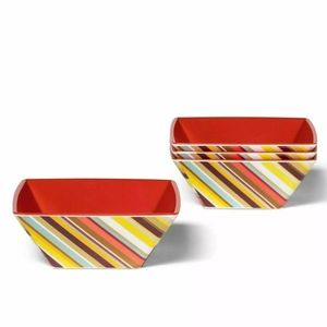 4 Pk Missoni for Target Cereal Bowls